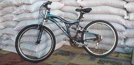 Bicicleta elegante