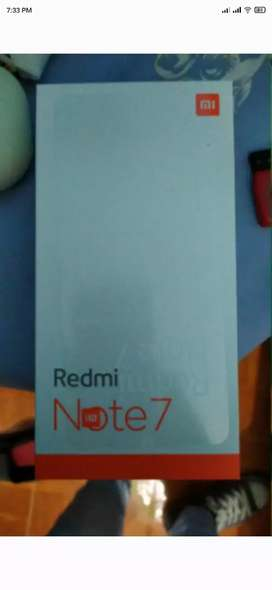 Vendo xiaomi note 7 de 128 gb .. !!