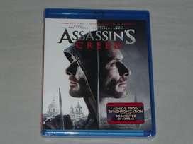 Assassin´s Creed Blu Ray + Dvd + Digital - Edición Importada!