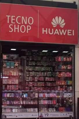 Se vende negocio venta de accesorios  tecnologicos