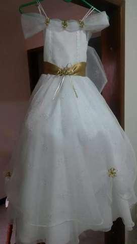 Vestido Bautizo  Primera C