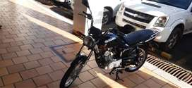 VENDO Suzuki AX 4 Modelo 2012. Perfecto estado