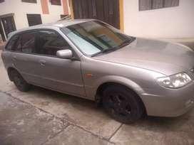 Mazda allegro modelo 2006