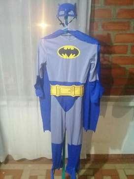 Disfraz de Batman Americano