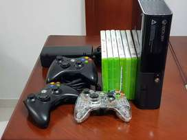 Xbox 360 Slim 3 controles