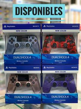 Controles originales p4