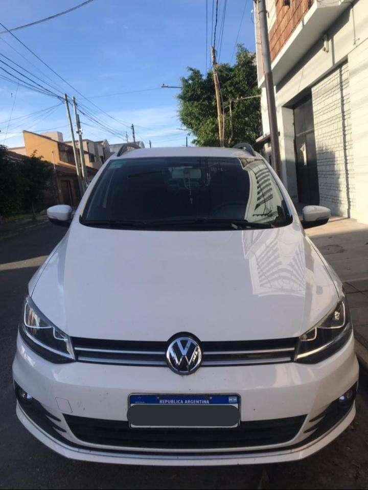 Volkswagen Suran 2017 Impecable Estado