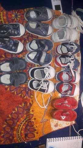 Zapatillas Niño Y Niña