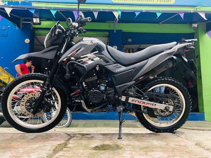 AKT TTR 180 MODELO 2018 0
