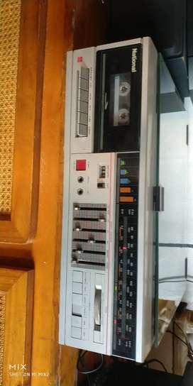 Amplificador National panasonic