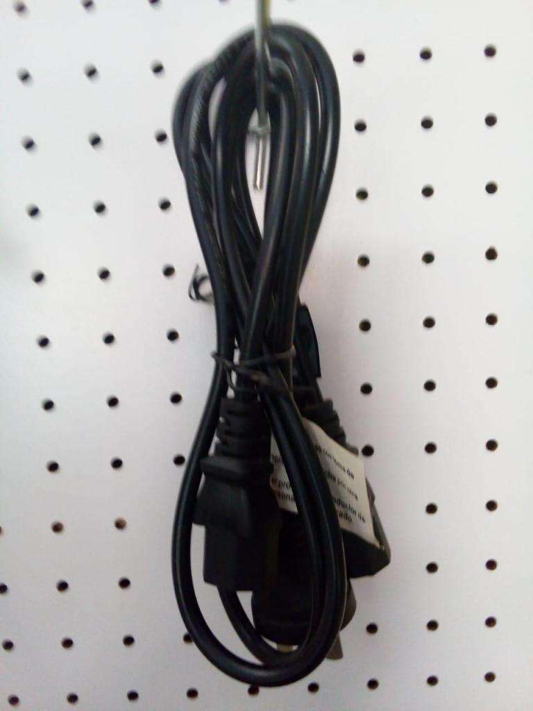CABLE POWER PARA P.C. - MONITOR - IMPRESORA 0