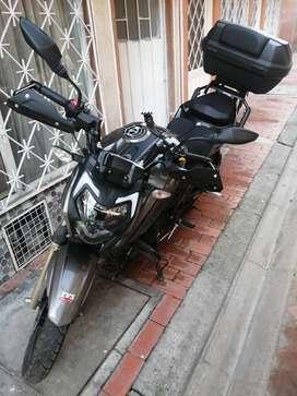 Apache rtr 200 Fi ABS