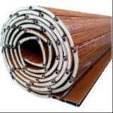 cortina de madera