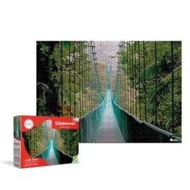 Rompecabezas 1000 Piezas Bosque Nuboso Monteverde Ronda