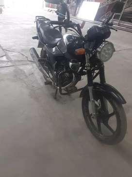 Vendo moto .wanxin