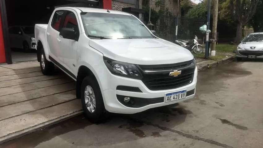 Chevrolet S-10 LT 2.8 2020 0km Sin Rodar 0