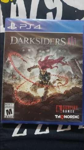 Darksiders III PS4 y Otros incluye envío oferta