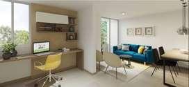 Vendo derechos de apartamento en Unidad Mosaico - Sabaneta Antioquia. Apto Torre 1, piso 15 con vista a zonas verdes