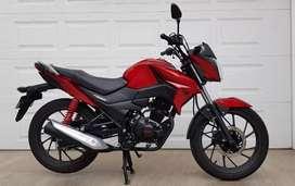 Honda CB 125F 2020