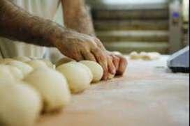 Panadero o ayudante