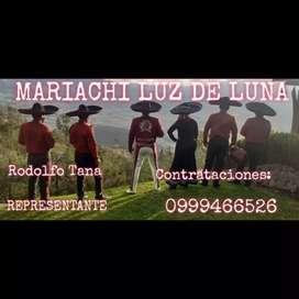 Mariachis en Ibarra