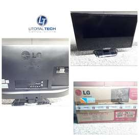 Monitor TV LED 24'' LG. HDMI-VGA