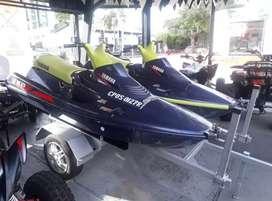 Waves Yamaha con trailer