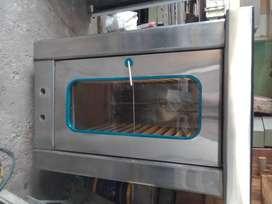 Vendo Horno de pan de 12 latas automatizado automatizado