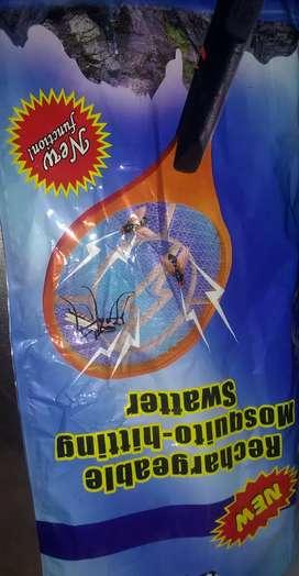 Raqueta Mata moscas electrónica
