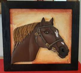 Cuadro caballo