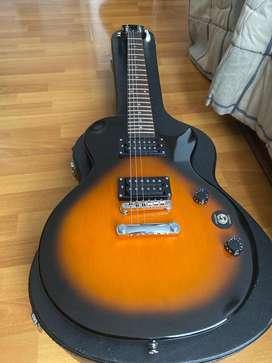 Guitarra epiphone lespaul