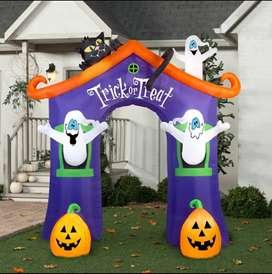 Vendo inflable decorativo Halloween