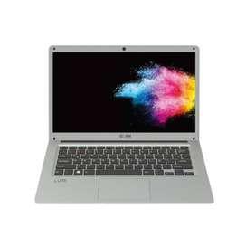 Portátil Coin Lumi 142G Intel Celeron J4115 4GB RAM 500GB Disco Duro Pant 14″ Windows 10 Home