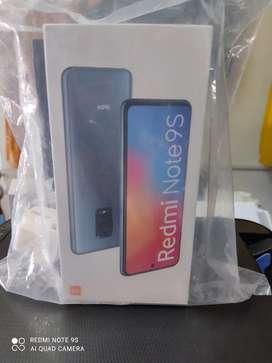Xioami Redmi Note 9S 6GB/128 48MP