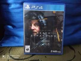 Juego PS4 Death Stranding