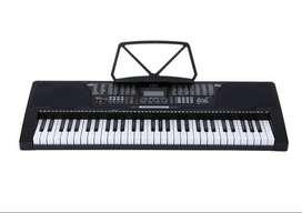 Teclado Organo Mk-821 61 Teclas 255 Ritmos 200 Sonidos
