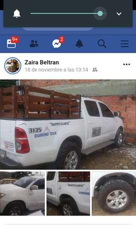 VENDO TOYOTA EN EXELENTE ESTADO