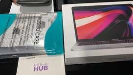 MacBook Air 13.3″ con Chip M1 – 256 GB