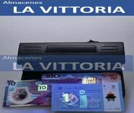 Detector Led UV de Billetes Falsos