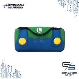 Estuche De Viaje Nintendo Switch De Mario Bros