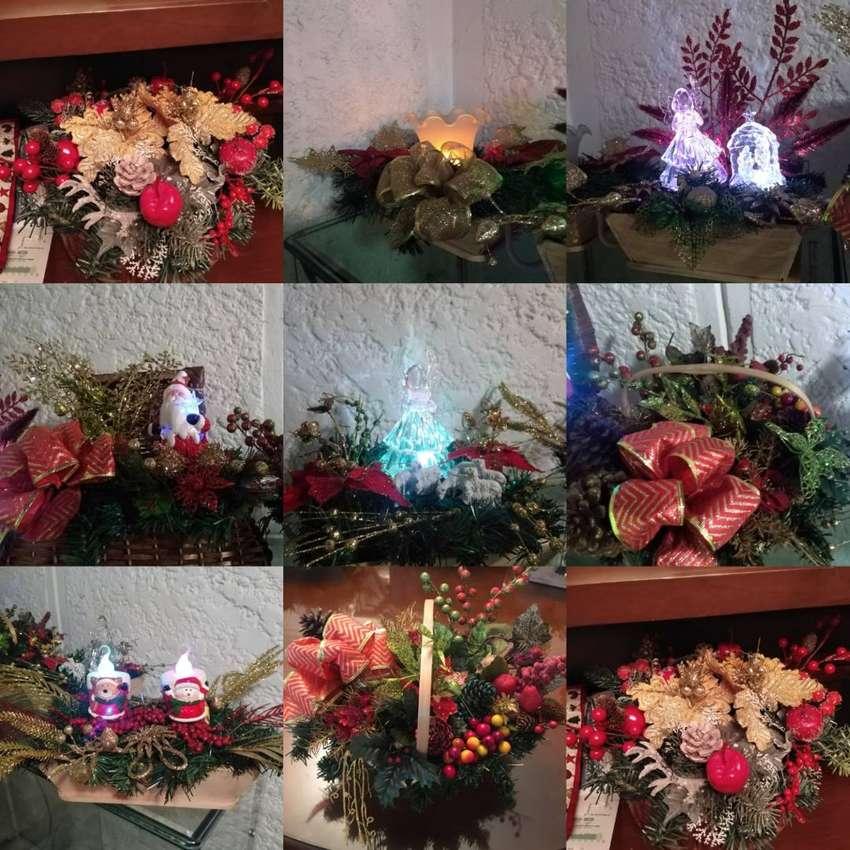 Adornos navideños 0