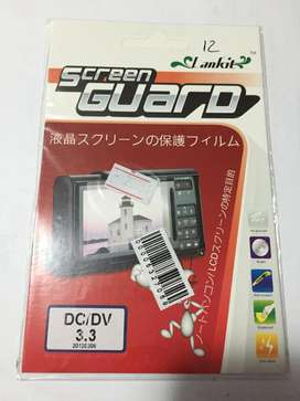 FILM para pantalla de cámara de fotos de 3,36,8cm x 5cm