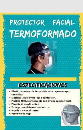 PROTECTORES FACIAL SUPER OFERTA/MAMELUCOS
