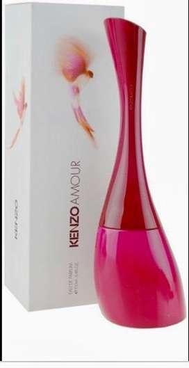 Remato perfume original Kenzo Amour fragancia ganadora de 2 premios. 100ml