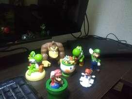Figuras Mario Bros