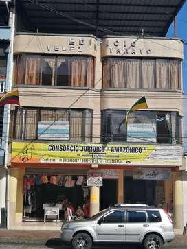 Venta de Edificio Calle Principal de Puyo Avenida Ceslao Marin