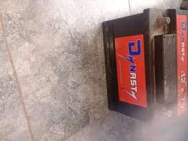 Vendo Baterias medio uso