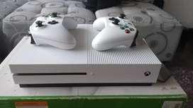 Xbox One S disco duro de 1 terá y dos controles
