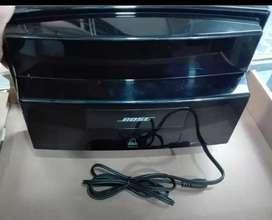 Adaptación cable auxiliar parlante Bose soundock + dispositivo Bluetooth