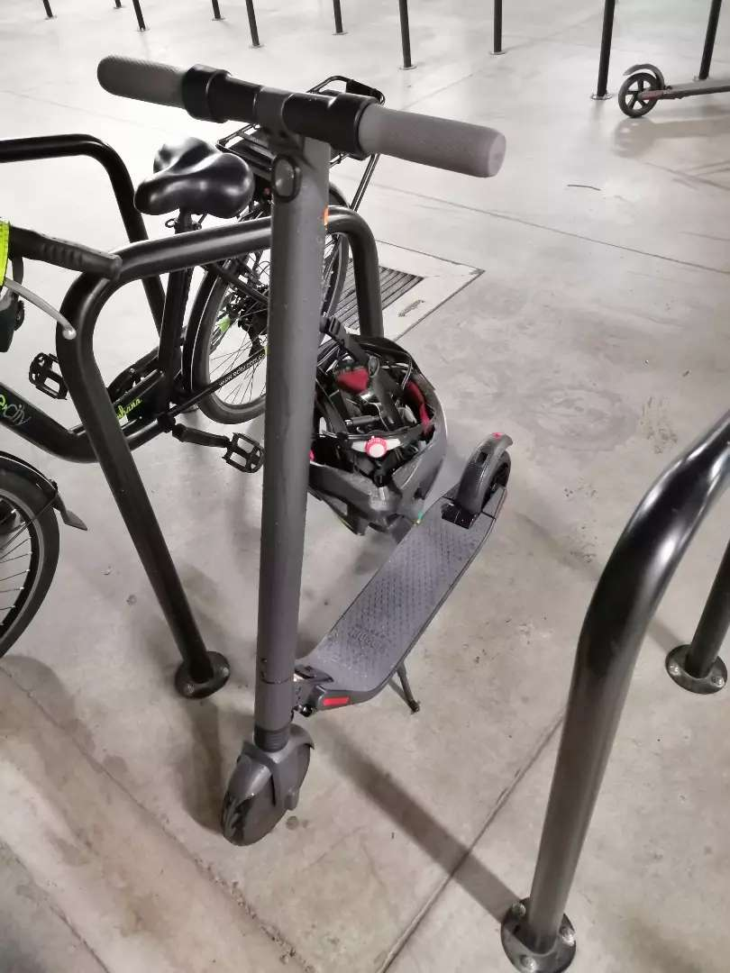 Scooter eléctrico Ninebot es2 0